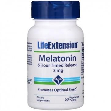 Melatonin 3mg Time release LIFE Extension