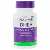 DHEA 50mg 60 tab NATROL