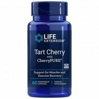Tart Cherry with CherryPURE 60 veg caps Life Extension