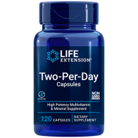 Two Per Day 120 Capsulas LIFE Extension