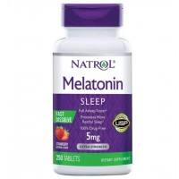 Melatonina Natrol 5mg 250 tablets val. 6/2021