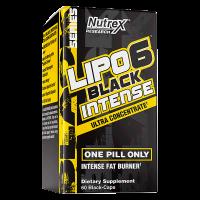 Lipo 6 Intense NUTREX
