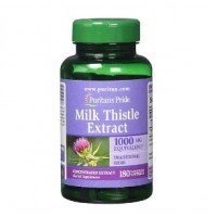 Milk Thistle 1000mg 180 Softgels PURITAN