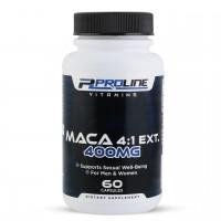 Maca 4:1 EXT 400 mg 60 Capsulas PLV