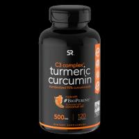 Turmeric Curcumin 120s SPORTS Research