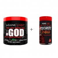 I am God Insane Labz + Psychotic Diablo Insane Labz