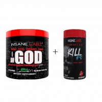 I am God + Kill H20 Insane Labz