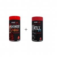1 Psychotic Diablo + 1 Kill H2O Insane Labz