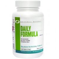 DAILY FORMULA Universal Nutrition 100 capsulas